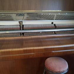 Piano jaren 60