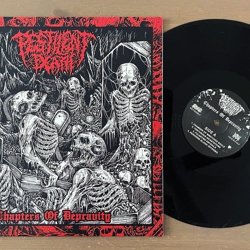 Obscure Death Metal elpees