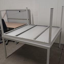 Kantine + Bureau tafels