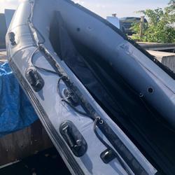 Te koop BB Line Rubberboot