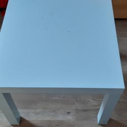 Lack lichtblauw 2 tafeltjes plus