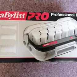 Babyliss professional rollers – krullen maken