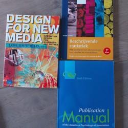 Studieboeken Communicatie Wetenschappen