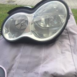 MercedesW205 koplampen bj 2005