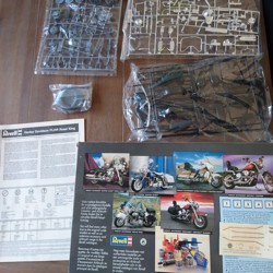 Revell Electra Glide Road King