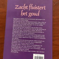 Fictie boek: Jude Deveraux - Zacht fluistert het goud
