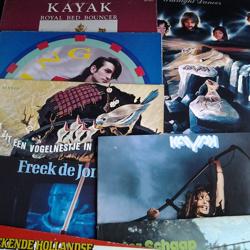Lot 20 Album Muziek Records Nederlandstalig en meer