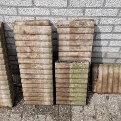 Paaltjes beton