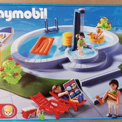 Playmobil 3205 Zwembad