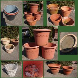 Plantenbakken /potten