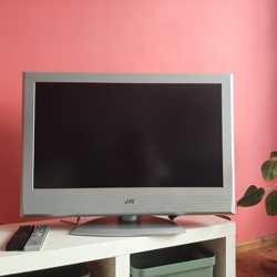 JVC TV op te halen
