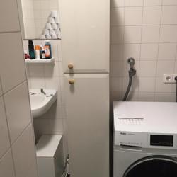 Badkamerkast 35x28x180