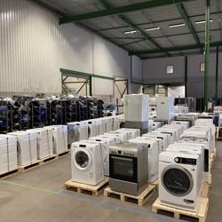 Refurbished Wasmachines & Drogers - Miele, Bosch, AEG, etc.