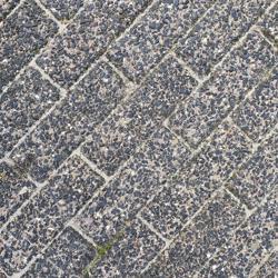 beton klinkers, straatstenen ongeveer 75 m2