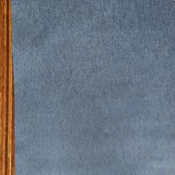 rolgordijn jeansstof verduisterend 76x70 cm