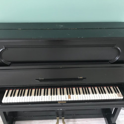 Piano, met spoed ophalen graag