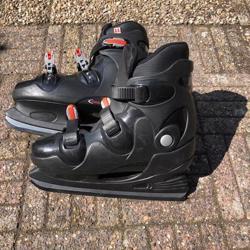 Jongens/heren schaatsen maat 43