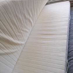 2 matrassen 80x200cm (Sultan)