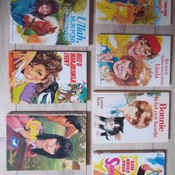 Meisjesboeken tot 14 jaar