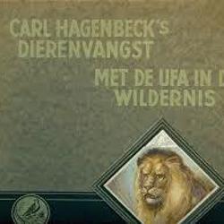 Carel Hagenbeck Met Ufa in de Wildernis