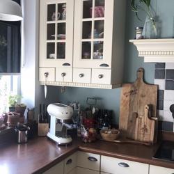 Hoek keuken
