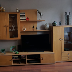 Gratis: TV kast / wandmeubel