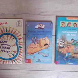 Kinder lees en voorleesboeken