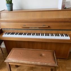 Gratis Zimmermann piano in prima staat