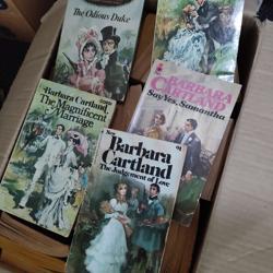 Barbara Cartland engels 50 titels