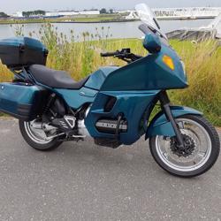 BMW K1100LT IGST relatief nog weinig gereden
