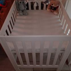 baby bedje - box in goede staat