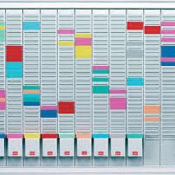 Planner/Planbord voor T-Kaarten