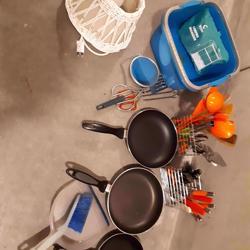 keuken inboedel camping