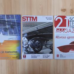 Solar Team Twente magazines
