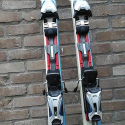 Ski''s met bindingen