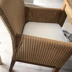 Eetkamer stoelen van Loom...double you collection.