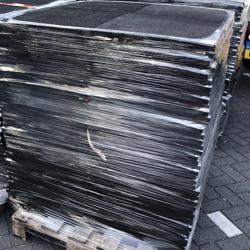 Rubberen Vloertegels 50x50x2.5cm (enorme voorraad!)