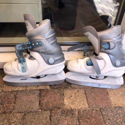 verstelbare kinderschaatsen maat 34 t/m 37