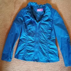 Blauw Zomerjas voor dames maat 38