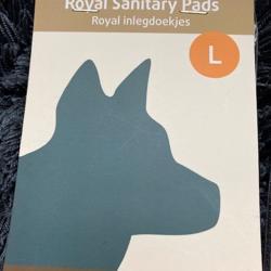 Sanitary pants voor hond, maat L
