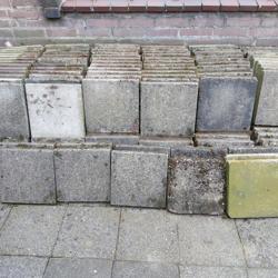 Terrastegels 30x30