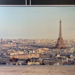 Schilderij Parijs 140x100cm te koop