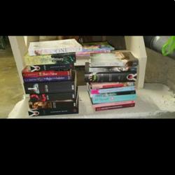 Diverse young adult boeken