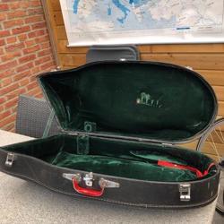 Koffer voor Tuba Muziekinstrument