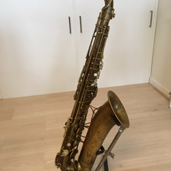 The Martin, tenor saxofoon