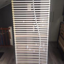 Lattenbodem 80 x 200 cm