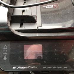 Printer/scanner/kopiëren/faxen