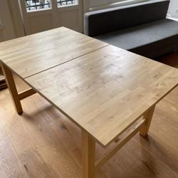 FREE dining table - extensible