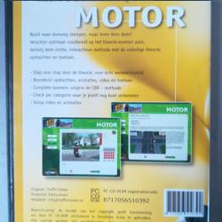 Theorie & Examentraining Motor CD-rom  6.0