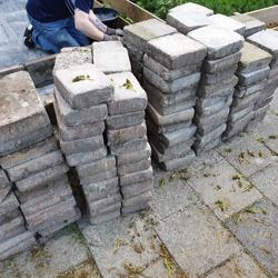 Gratis betontegels verschillende maten